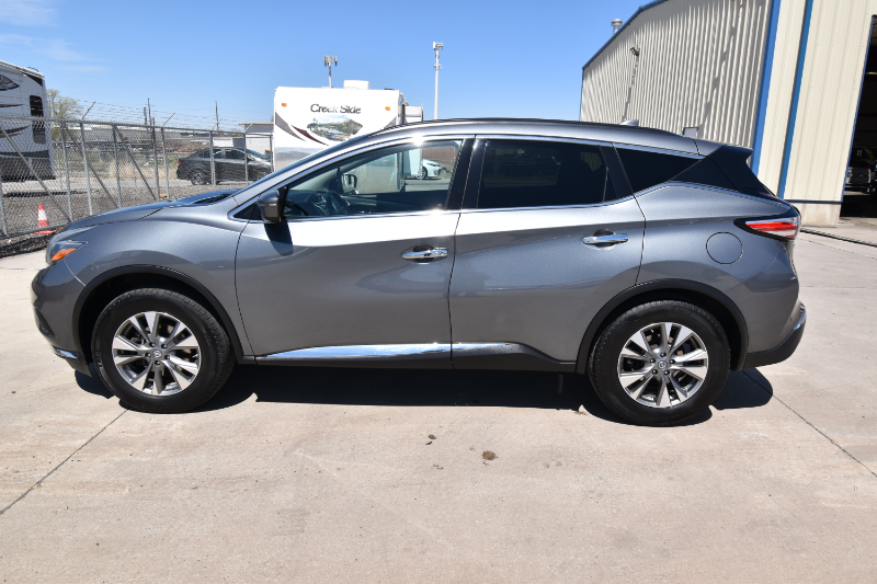 2018 Nissan Murano ALL WHEEL DRIVE SV